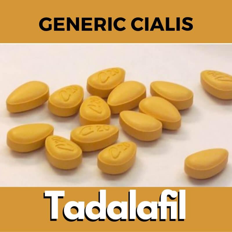 generic cialis (tadalafil)