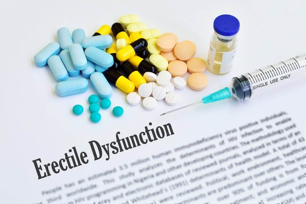 How do I know if I have erectile dysfunction