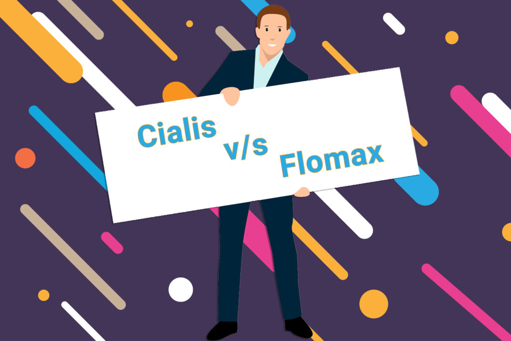 Cialis vs Flomax