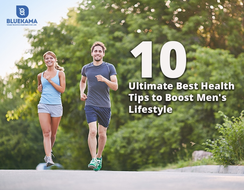 Best Tips for Men to Live a Healthy Life in 2021